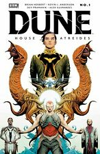 Dune House Atreides #1 - Bagged & Boarded