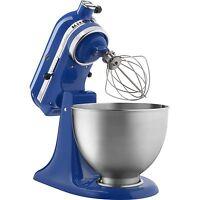 Brand New kitchenAid Stand Mixer Tilt 4.5-Quart ksm95 All Metal Several Colors