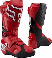 ALL NEW 2018 Fox Racing MX Motocross ATV 180 Riding Boot - Red Size 11