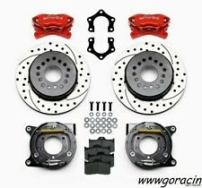 "1971-1974 AMC Javelin,AMX,Wilwood Dynalite Rear Parking Brake Kit,12.19"" Rotors~"
