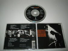 U2/RATTLE AND HUM(ISLAND/353 400)CD ALBUM