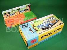 Corgi #440 Ford Cortina Estate (Golfing Set) - Reproduction Box by DRRB