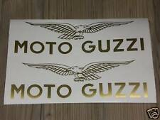 MOTO GUZZI Aufkleber Custom Cafe Racer Old School Cult Adler Eagle Retro
