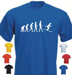 Human SKI Evolution New T-shirt