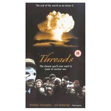 THREADS - BBC Drama (Nuclear War) VHS NEW SEALED