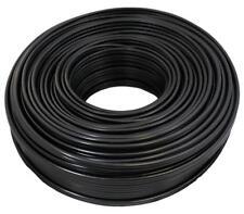 Speaker Cable 100 M 2 x 4 mm ² Black - Car Speaker Cable Auto Car Car Hifi