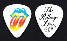 The Rolling Stones 50th Anniversary Promotional Guitar Pick #7 - 2012 Grrr!