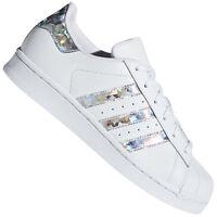 adidas Originals Superstar Damen Sneaker Schuhe Turnschuhe Schimmer F33889 NEU