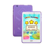 for Acer Iconia B1-810 Tablet TPU Gel Shell Skin Case Cover