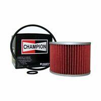 Filtro Olio CHAMPION COF301 per Kawasaki ZR400 A1,B1 (Z400F) 83-85