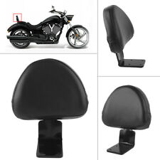 Rear Backrest Sissy Bar Cowl Fit Victory Vegas Kingpin High Ball Jackpot cl