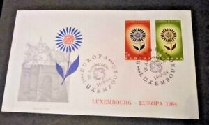 Luxembourg 1964 Europa/ CEPT First Day Cover