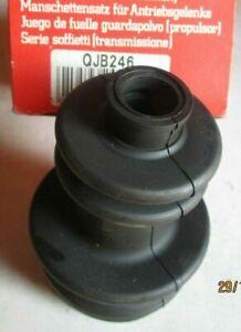 QJB246 New QH Inner CV Boot Kit Fits: Nissan Cherry 1.0 1.3 Sunny 1.3 Van 81-86