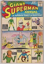 Superman Annual #5, Very Good Condition!