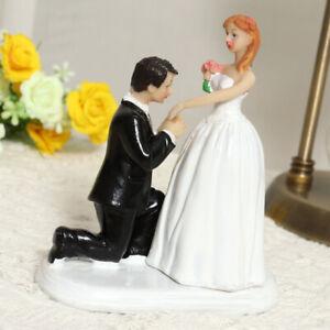 1pc Creative Elegant Cake Topper Romantic Cake Topper for Proposal Decoration
