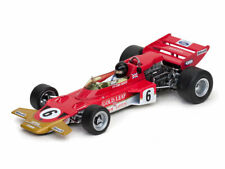 F1 LOTUS Ford Cosworth 72 72C 1970 Gold Leaf #6 Rindt Austria Quartzo 1:18