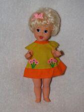 "7"" Vintage Mattel Baby Fun Doll"