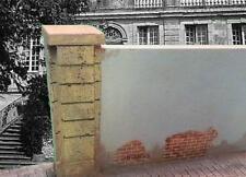 1/35 échelle-mur de la ville de la section de mur
