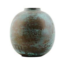 House Doctor Vase Effect Messing grün Blumenvase brass vintage Deko skandi