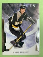 2011-12 Upper Deck Artifacts Legend #66 Mario Lemieux Pittsburgh Penguins