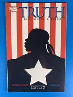 Truth Red, White & Black #1 (1st app of Isaiah Bradley)🔑🔥