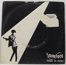 "EXPRESSOS Tango In Mono 7"" Single Picture Sleeve 45rpm Vinyl Excellent"