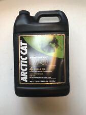 Arctic Cat Gallon Full Synthetic 0-W40 Oil 4-Stroke Snowmobile Z1 Turbo F1100 XF