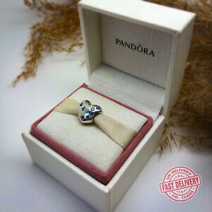 PANDORA Disney Cinderella's Dream Silver Charm - 791593CFL