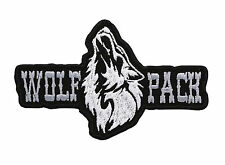 WOLF PACK PATCH