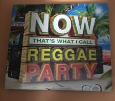 NOW REGGAE PARTY - NEW CD COMPILATION Sealed