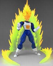 Dragon ball Z SHF Air Explosion Effect for Bandai Son Goku Vegeta models