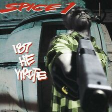 187 He Wrote - Spice 1 (1993, CD NEU) Explicit Version