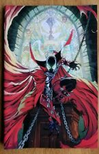Spawn #300 Cover M Campbell Virgin Variant Vf