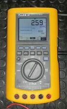 Fluke 867 Graphical Multimeter (Display Upgrade) with lead and battery charger