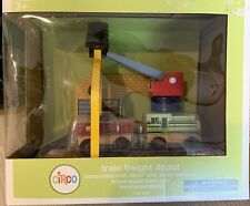 Train Freight Depot Brio Thomas Train Compatible