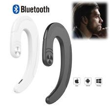 New ListingBone Conduction Wireless Bluetooth Headphone Headset Earphone for Cell Phones