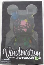 "New Disney Store Vinylmation 9"" Urban #5 Figure Fluorescent Limited Edition 1000"