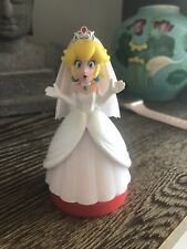 Super Mario Odyssey Princess Peach Wedding Outfit amiibo Switch WiiU