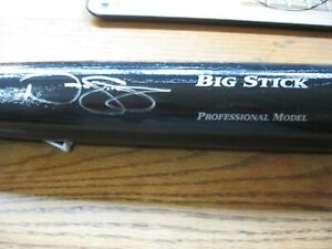 Nate Schierholtz autographed bat Baseball Bat acquired at Spring Training/Games
