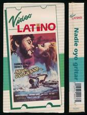 Video Latino Betamax NOT VHS Nadie oyo gritar 1973 Spanish Horror Thriller Crime