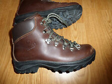 ALICO BACKCOUNTRY LEATHER HIKING BOOTS MEN'S 7.5 WIDE RETAIL $270