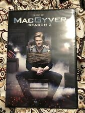 MacGyver: Season 3 [New Dvd] Boxed Set, Dolby, Subtitled, Widescreen,