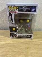 Funko Pop Games Kingdom Hearts Soldier Heartless 407 New In Box