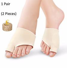 Bunion Protector Toe Corrector Gel Separator Valgus Straightener Hallux Silicone