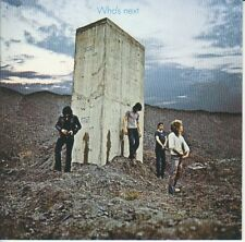 Who's Next [Bonus Tracks] by The Who (CD, Oct-2000, Polydor)