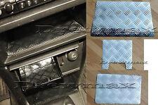 OPEL VECTRA A SET 3 TAPPETINI PORTAOGGETTI TUNING accessori opel matten alu