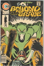 Beyond The Grave Comic Book #3, Charlton 1975 VFN-/VFN