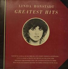 "LINDA RONSTADT - GREATEST HITS ASYLUM RECORDS 34068-7 12"" LP (X 55)"