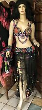 Bellydance/Tribal Costume Created by Renowned Boston Costume Designer