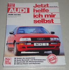 Reparaturanleitung Audi 80 / 90 B3 Typ 89 Vierzylinder / Fünfzylinder, 1986-1991